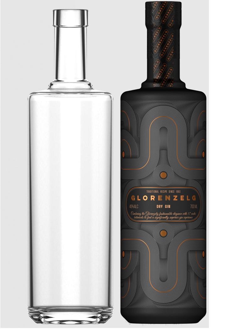 Roku 700ml Standard Bottle